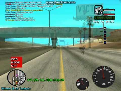 Rawang Fly 5 GTA San Andreas