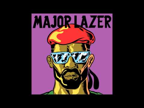 Major lazer - Light It Up ft  Nyla