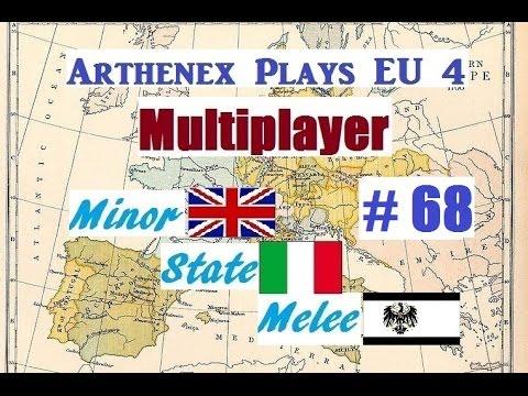 Let's Play EU 4 Mulitplayer as Scotland: Episode 68