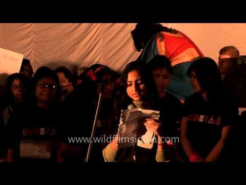 One Billion Rising (OBR) South Asia:  Current generation of young women poets!