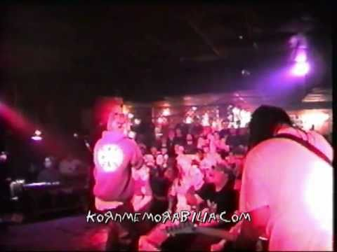 Deftones Live and Aftershow Bus Footage 1996 Rare Footage