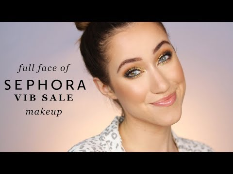 Full Face Using All My Sephora Faves 😍