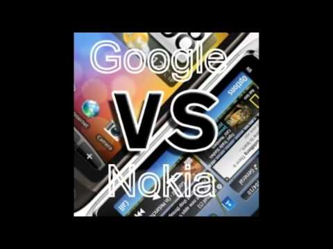 Nokia sues Google Over Patents (Again)