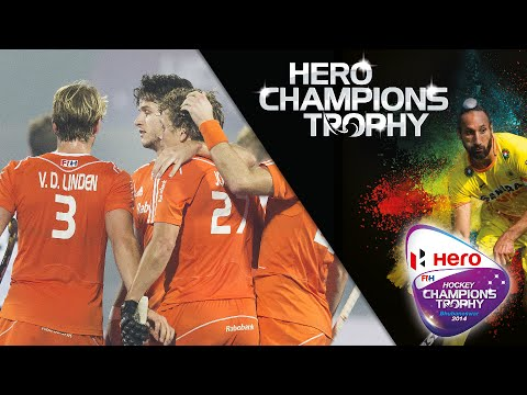 Germany vs Netherlands - Men's Hockey Champions Trophy 2014 India Group B [7/12/2014]