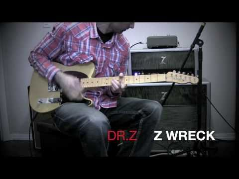 Z WRECK   DR.Z Demo Music Videos