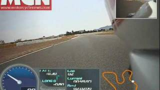 Onboard the Ducati 1098R