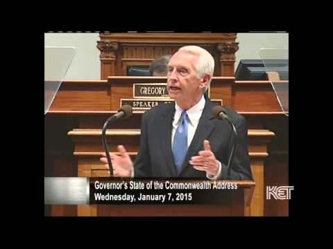 Governor Steve Beshear on Health Care Reform I State of the Commonwealth I KET