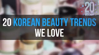 20 Korean Beauty Trends We Love | 20 Years With Soompi