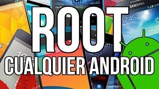 Como crear Root a cualquier Android