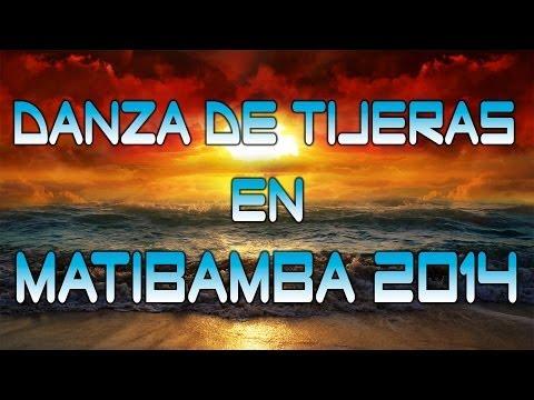 DNZA DE LAS TIJERAS EN MATIBAMBA 03 DE FEBRERO DEL 2014 (PARTE 01)