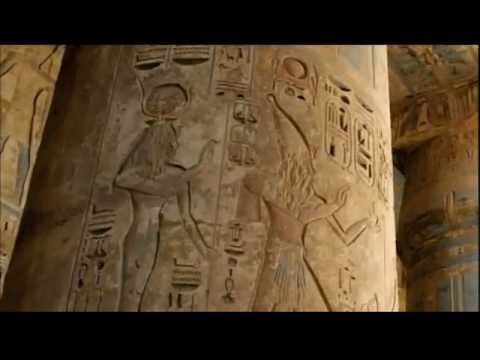 Egyptians and the Pineal Gland, Blue Lotus , Ayahuasca ,  DMT  Part 1/ 2