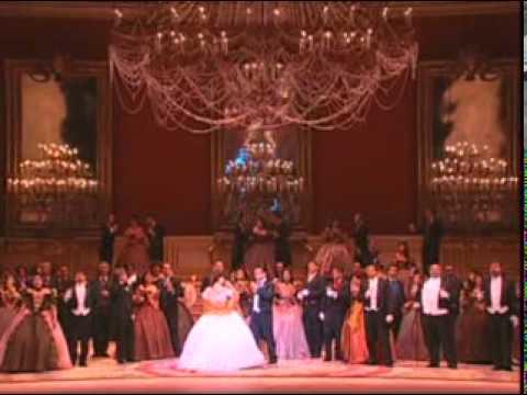 La Traviata. Giovanna Sportelli - soprano. David Hidalgo - Tenor