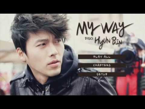 Hyun Bin '' My Way'' DVD caps Clip ( That Man )