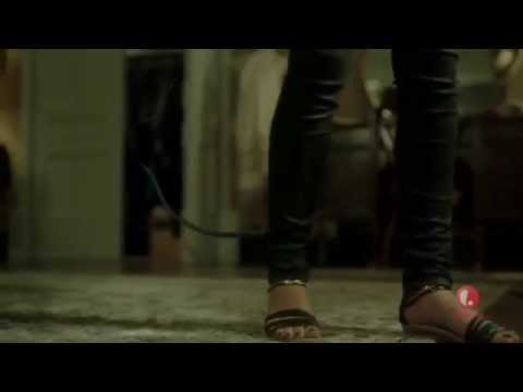Tentacle Ankle Grab (witches Of East End) On Mädchen Amick video