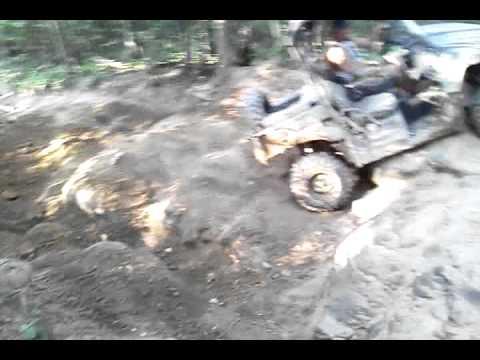Brimstone Tennessee trail 5 white knuckle 2012