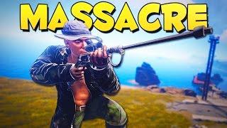 MASSACRE - Rust Funny Moments (Raiding)