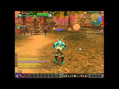Играем в World of Warcraft  #1