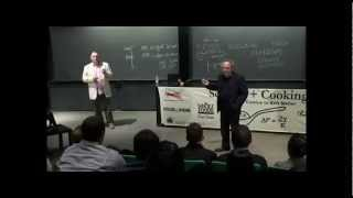 Ferran Adria at Harvard