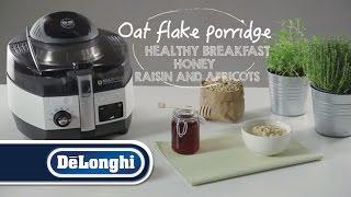 Oat Flakes Porridge Recipe for De'Longhi MultiFry