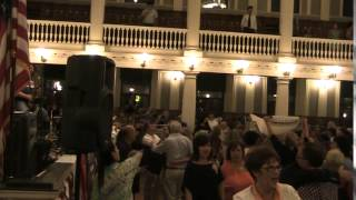 MOV00A  JULY22 2014 FANUEL HALL PRAYER RALLY FOR 13 ORIGINAL COLONIES COVENANTS
