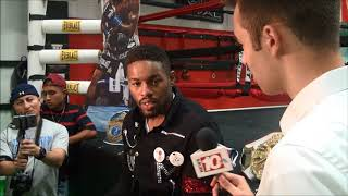 Willie Monroe Media Day roundtable interview