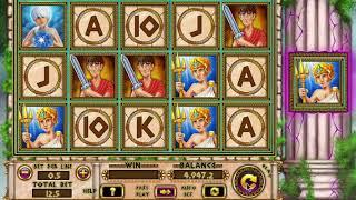 12 - Demi Gods Slot Game - Online Casino Games Tester - #казино