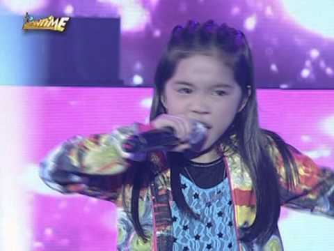 Darlene sings 'And I Am Telling You' on Showtime
