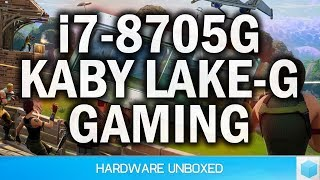 Kaby Lake-G Gaming, What Can You Play? [Part 1] Fortnite, PUBG, Battlefield 1 & More