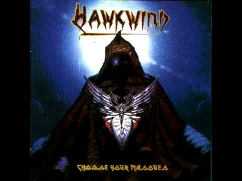 Hawkwind - Solitary Mind Games