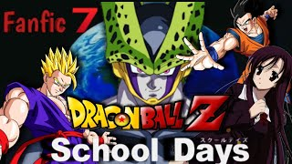 Fanfic: Que hubiera pasado si gohan caía en school days parte 7.