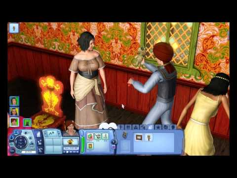 Quxxn Special: The Sims 3 - More Magic!