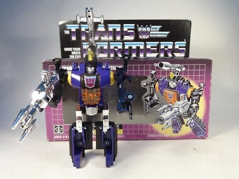 Transformers g1 Insecticons Transformers g1 Review