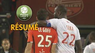 FC Lorient - AS Nancy Lorraine ( 4-1 ) - Résumé - (FCL - ASNL) / 2018-19