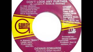 Dennis Edwards Feat. Siedah Garrett - Don