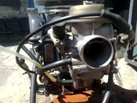 Лодочный мотор от скутера своими руками 158
