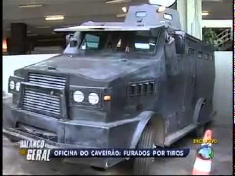0 Military Vehicles [Brazil]: Caveirão Military Police Armoured Transport (BOPE)