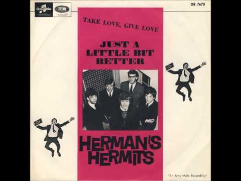 Hermans Hermits - Take Love, Give Love