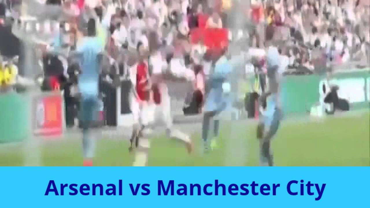 Arsenal vs Manchester City Arsenal vs Liverpool Football ...