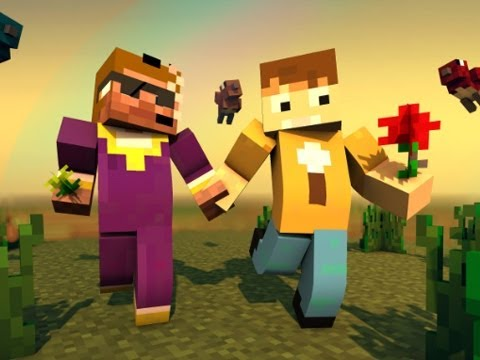 Minecraft –  Jahova and Sidearms:  Best Friends Forever! – CrewCraft #82