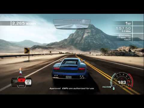 Let's Play: Need for Speed Hot Pursuit 1): EAT MY TURBO!