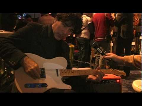 NAMM 2010: Jim Campilongo Interview