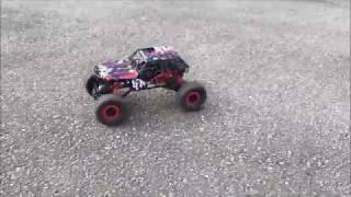 Rc auto na diaľkové ovládanie Rock Crawler 1:10