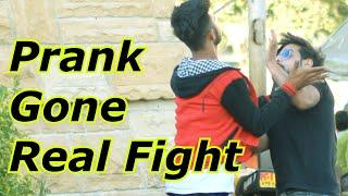Fight Prank Gone Wrong | Part 2 | Pranks In Pakistan | Humanitarians