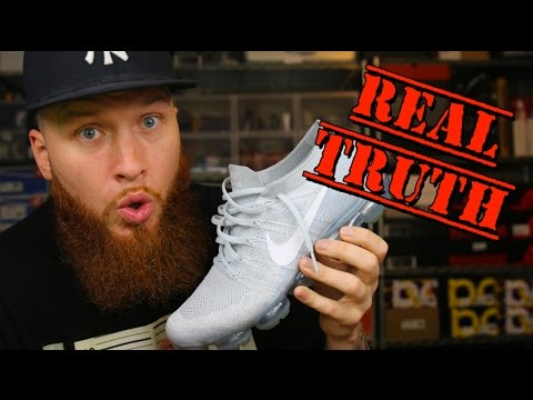 THE REAL TRUTH ABOUT NIKE VAPORMAX!!!!