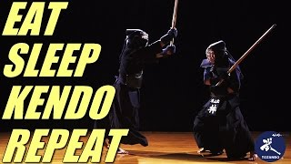 EAT, SLEEP, KENDO, REPEAT - Tozando Special Presentation - Perfect Kendo Waza Techniques