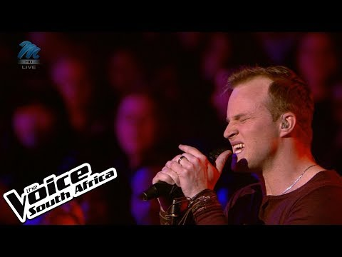 Josh - Sex On Fire   The Live Show Round 3   The Voice SA thumbnail