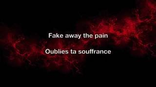 Fuck Away The Pain - Divide The Day Lyrics English/Français