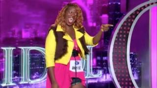 Ratings desperate American Idol advances contestant who did bad National Anthem dedicated to Obama B