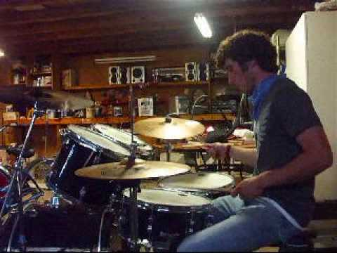 """I Give You Glory"" Drum Cover - Christ For The Nations PERFECT LOVE"