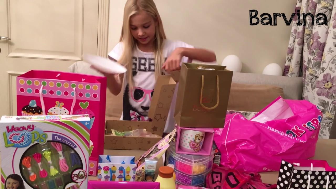 Подарки на день рождения 13 лет девочку 31